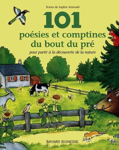 101 poésies et comptines du bout du pré | Archambault