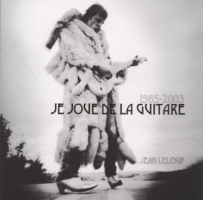 1985-2005 je joue de la guitare (cd+dvd)