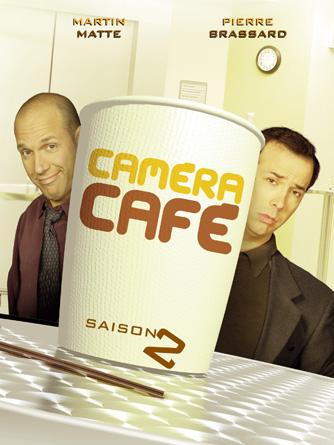 Caméra Café Saison 2 Archambault